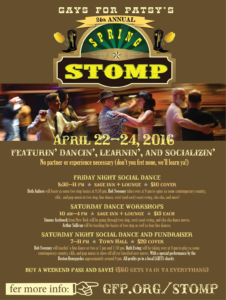 Come to Stomp!