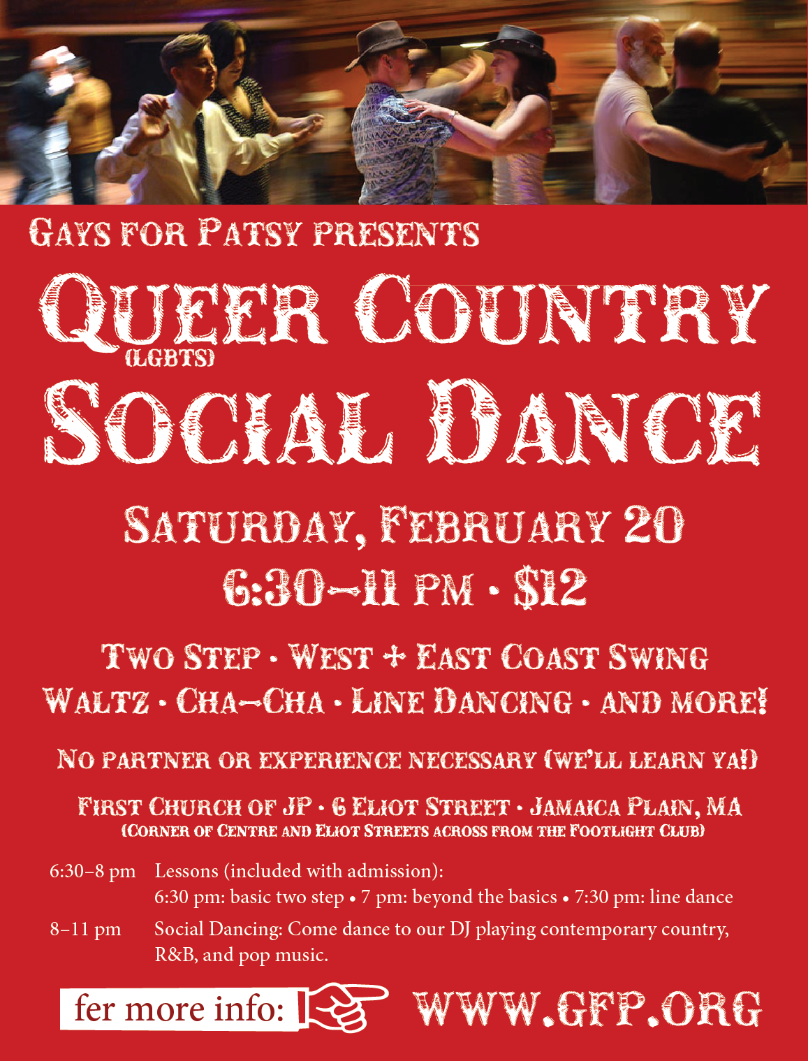 Link to pdf of the dance flyer