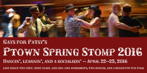 GFP's Spring Stomp